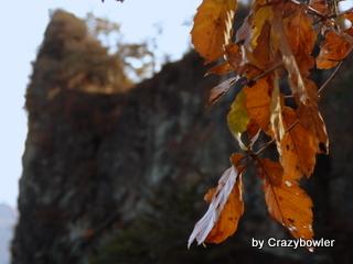 生涯学習!by Crazybowler-妙義山 第四石門からの風景