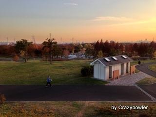 $生涯学習!by Crazybowler-舎人公園2012/12初旬 足立区北西部