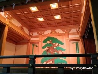 生涯学習!by Crazybowler-八幡大神社【三鷹】