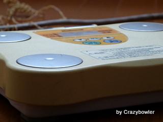 生涯学習!by Crazybowler-体重計