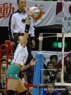 $生涯学習!by Crazybowler-Vプレミアリーグ2012/13 JTvsデンソー(川崎)