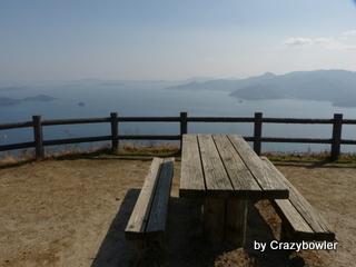 生涯学習!by Crazybowler-銭壺山(山口県岩国市由宇町)