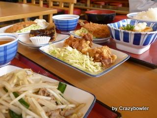 生涯学習!by Crazybowler-まいどおおきに食堂 岩国今津食堂