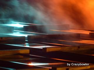 $生涯学習!by Crazybowler-草津温泉 湯畑特別ライトアップ