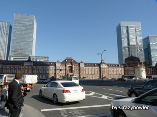 生涯学習!by Crazybowler-東京駅 2013/3/22