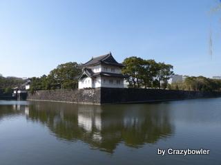$生涯学習!by Crazybowler-皇居 2013/3/22