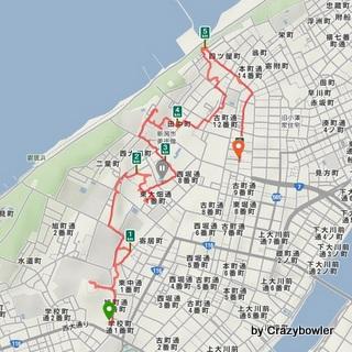『新潟の町 微 地形散歩』DAY1