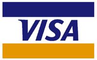 VISA ロゴ1