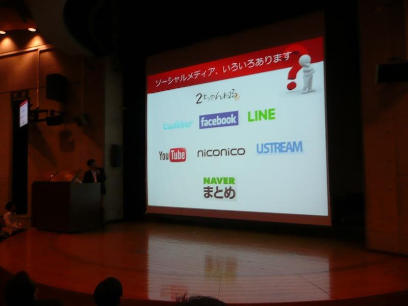 (4)亀松太郎氏シンポジウー2ムソーシャルメディア(2)いろいろ2013年10月13日