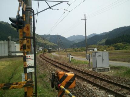 2013/4/29 JR福知山線