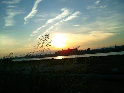 2013/8/18 淀川