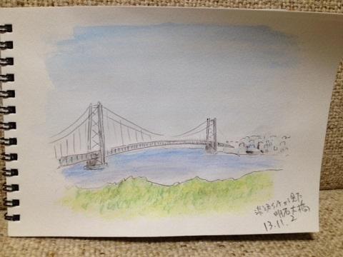 10明石大橋