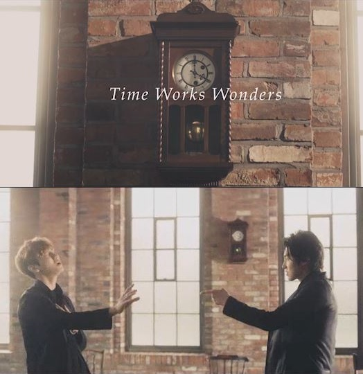 東方神起 「Time Works Wonders」