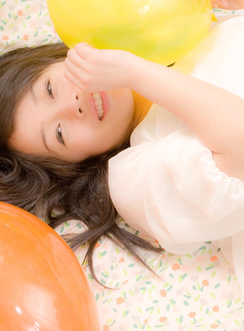 あゆみ-恋する風船-9159