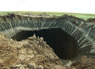 シベリアクレーター0