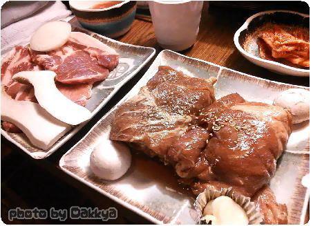 韓国旅行1日目 焼肉