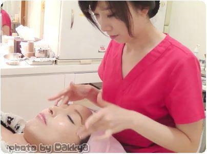 韓方病院 ミョンオクホン(鳴玉軒)韓医院 童顔鍼リフティングコース