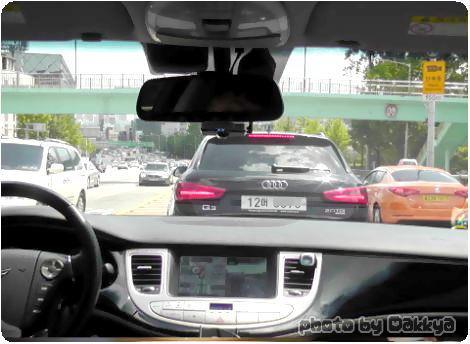 韓国旅行 高級車『GENESIS』