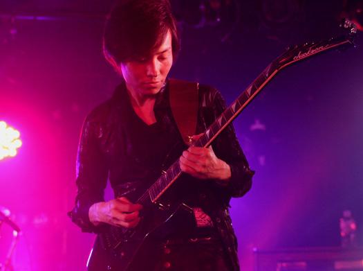 Explosion Party ギター イングウェイ益田先生