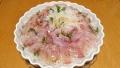 鯛と大根のサラダ 柚子コショウドレッシング 20160612