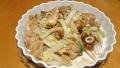 鶏肉と白菜の炒め物 20160627