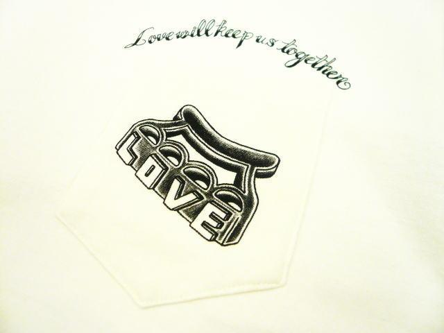 SOFTMACHINE LOVE FIST-T