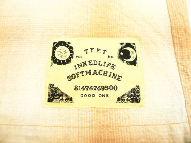 SOFTMACHINE TEAR SHIRTS