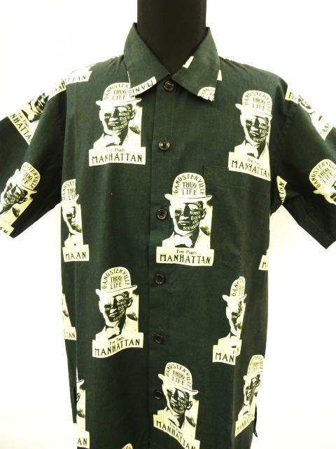 GANGSTERVILLE Jack'S SHIRTS-SS