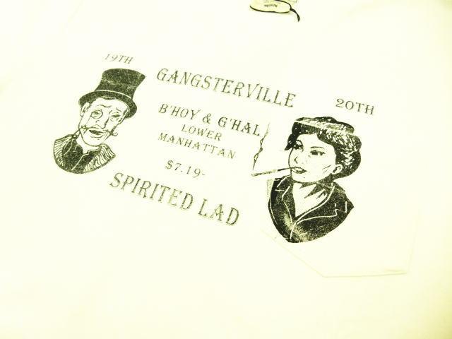 GANGSTERVILLE SPIRITED LAD