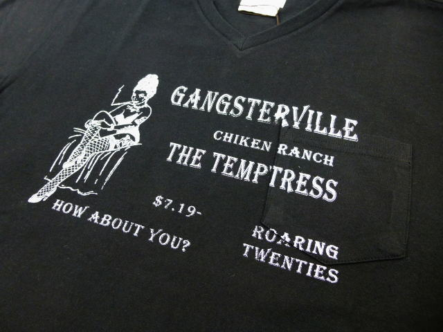 GANGSTERVILLE THE TEMPTRESS