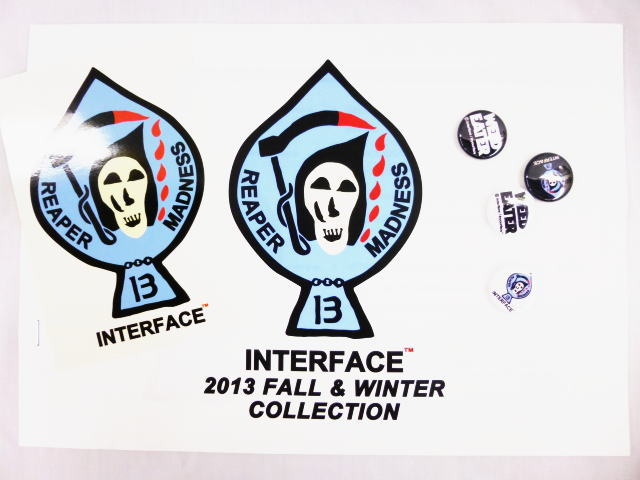 INTERFACE 2013 FALL&WINTER