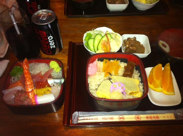 瀬里奈海鮮丼