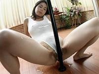 フェチ熟女 肉棒遊び