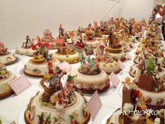 菓子博 2013 ケーキ