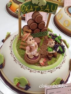 菓子博 2013 ケーキ2
