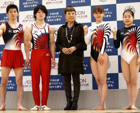 「ユニフォームが旭日旗を連想」と難癖 韓国で日本体操メダル剥奪要求