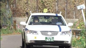 NHK「あまちゃん」で使用された車 (第9回4月10日放送)