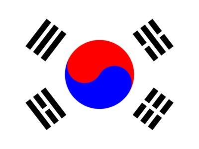 対極旗(韓国旗)当初takoyaki200812の横に対極旗マークが付いていた