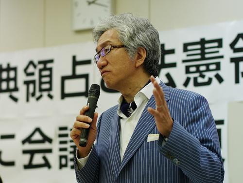 無効です!私は占領憲法を認めてません! 参議院議員 西田昌司
