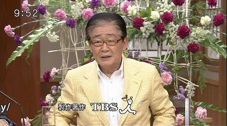 5月12日TBSサンデーモーニング
