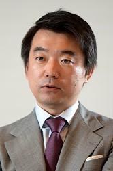 日本維新の会の橋下徹共同代表=大西岳彦撮影