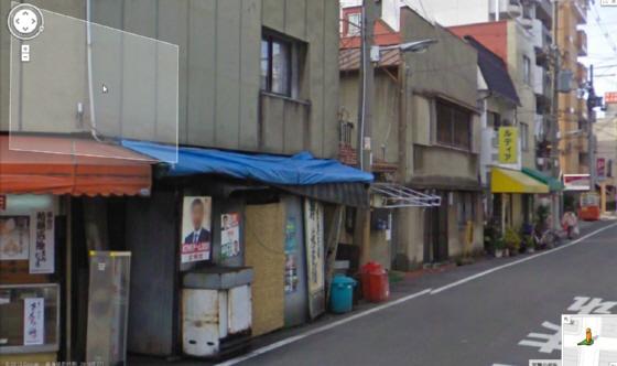路上で刃物で男女2人が刺された大阪市生野区の事件現場の前には創価学会