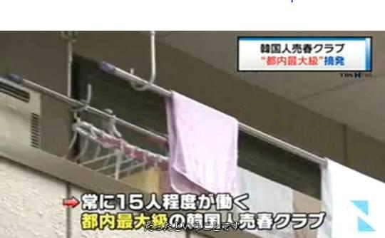 日本に短期滞在資格で入国させ、台東区下谷のマンションなど3カ所に住まわせ、客に派遣していたとみられる