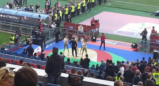 psyPSYが伊で大ブーイング!サッカー場で江南スタイル・爆竹、野次・韓国「人種差別ニダ」
