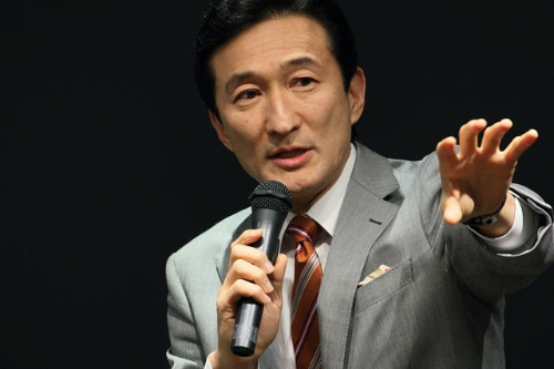 ワタミ会長 渡辺美樹氏