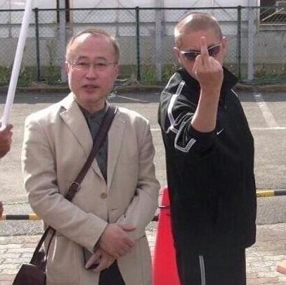 ・有田芳生「私が『極左暴力団』とつながっているという証拠を出してください」