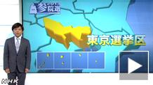 NHK東京選挙区リポート2013参院選