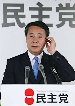 民主・海江田代表が続投表明=参院選(時事通信)