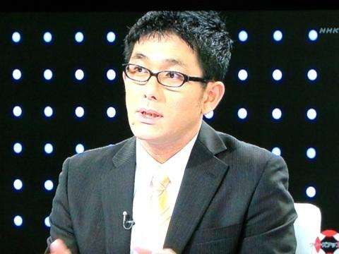 静岡大学准教授・佐藤 哲也氏「三宅氏の持っているメッセージ、あるいはライフスタイルというかパーソナリティみたいなものがうまく調和して、特にネットを中心に使っている若い人に伝わったんだと思う。