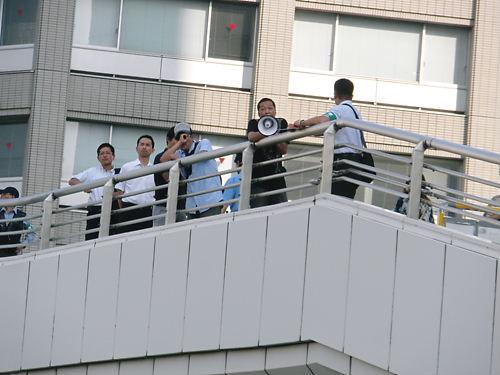 反日極左と不逞外国人から川崎を護るデモ\DSCN1915反日極左と不逞外国人から川崎を護るデモ20130728